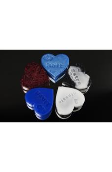 Набор пробников 5 видов силикона